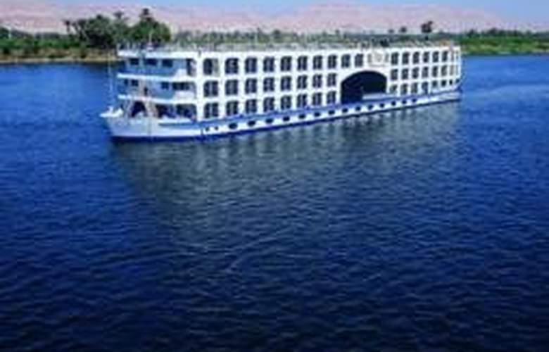 M/S Grand Princess Nile Cruise - General - 2