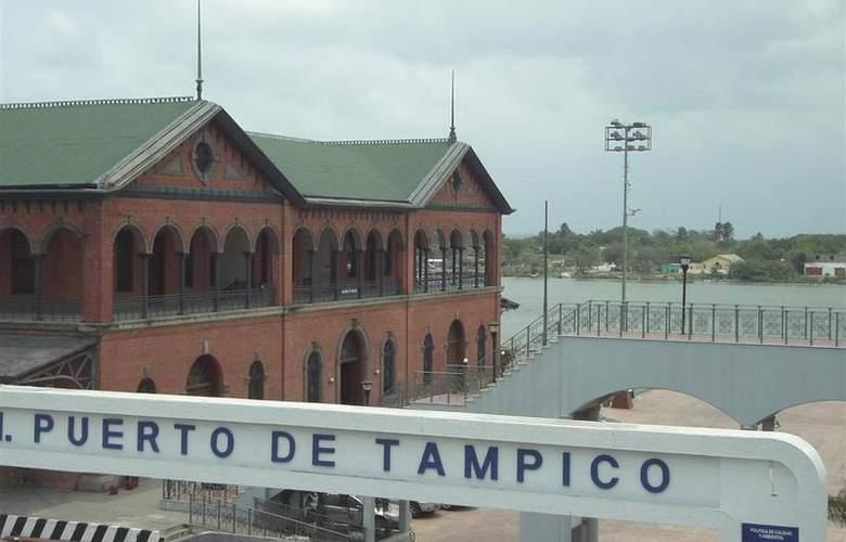 Best Western Expo-Metro Tampico - Hotel - 50