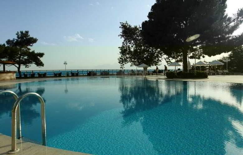 Antalya Hotel - Pool - 6