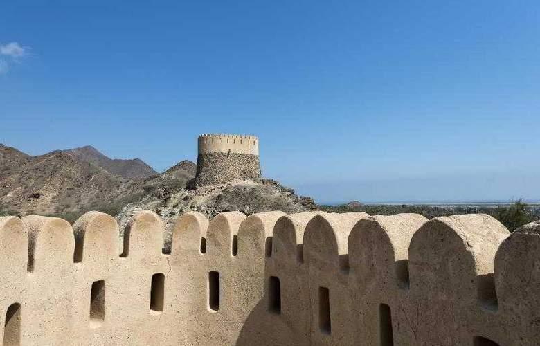 Le Meridien Al Aqah Beach Resort - Hotel - 11