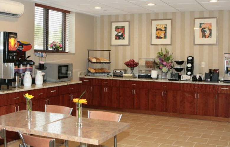 Comfort Inn Staten Island - Restaurant - 4