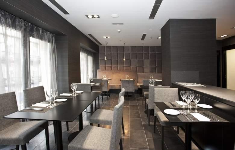 Zenit Vigo - Restaurant - 14
