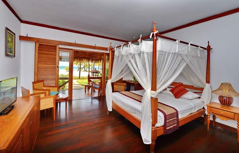 Myanmar Treasure Resort - Ngwe Saung - Room - 2