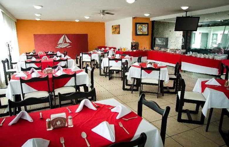 Portonovo Plaza Hotel Expo - Restaurant - 15