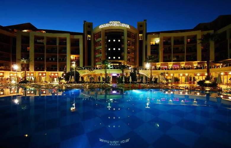 Grand Pasa Hotel - Hotel - 10
