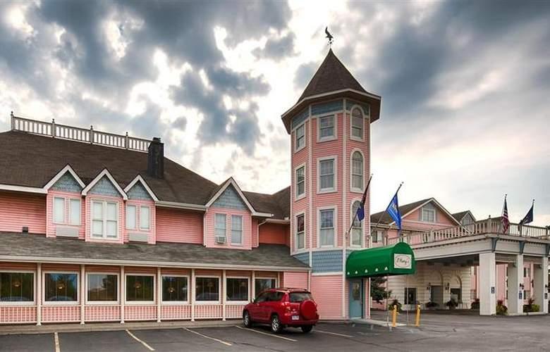 Best Western Greenfield Inn - Hotel - 58