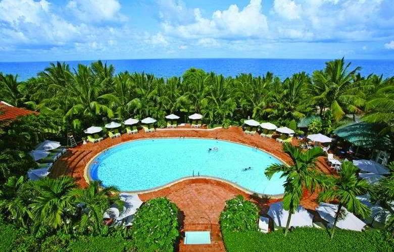 Saigon Phu Quoc Resort - Pool - 2