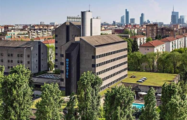 Novotel Milano Nord Ca Granda - Hotel - 60