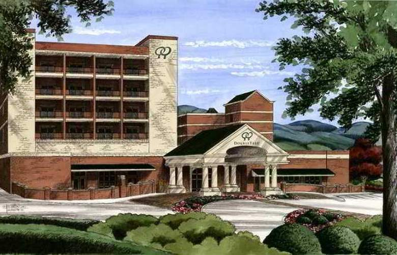 Doubletree Hotel Biltmore/Asheville - Hotel - 7