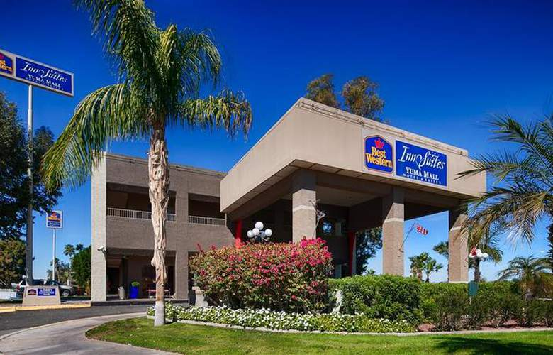 Best Western Plus Inn Suites Yuma Mall - Hotel - 52