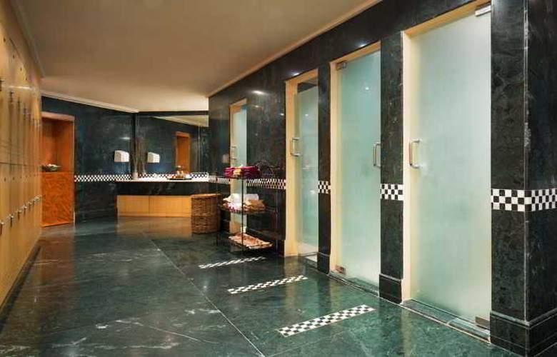 Grand Mirage Resort & Thalasso Bali - Sport - 31
