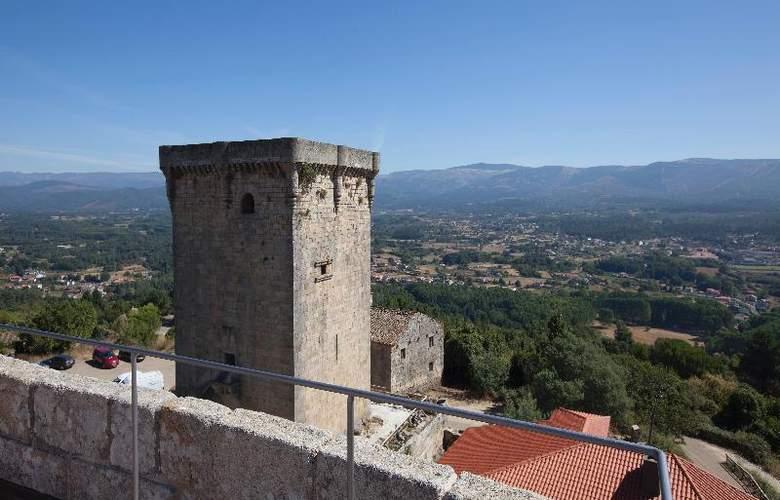 Parador Castillo de Monterrei - Terrace - 19