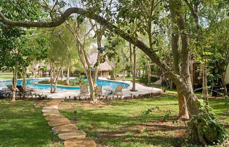 The Lodge at Uxmal - Pool - 1