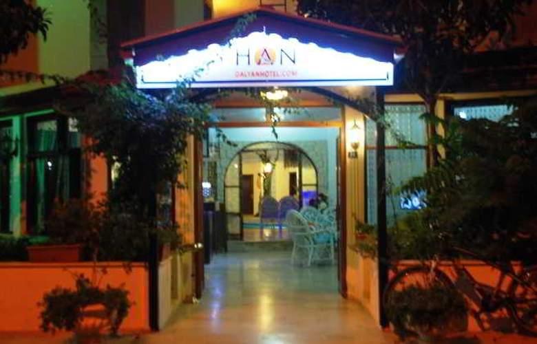 Han Dalyan Hotel - Hotel - 7