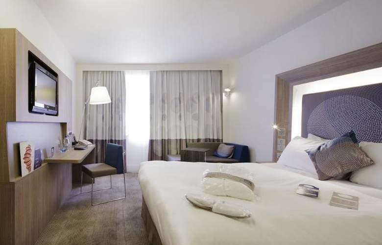 Novotel London Heathrow Airport T1 T2 and T3 - Room - 4