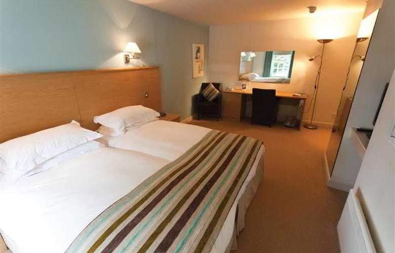 Best Western Mosborough Hall - Hotel - 96