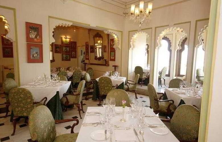 Shiv Niwas Palace - Restaurant - 7