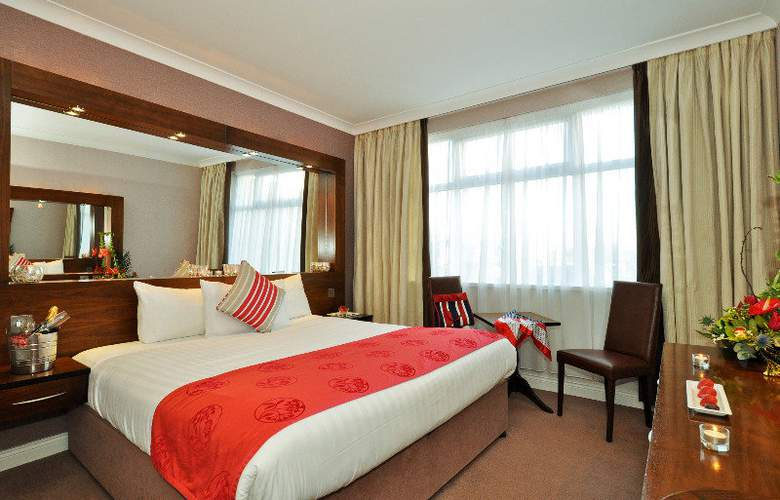 Flannerys Hotel Galway - Room - 15