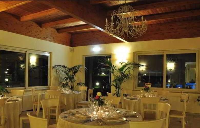 Alcantara Resort - Restaurant - 9