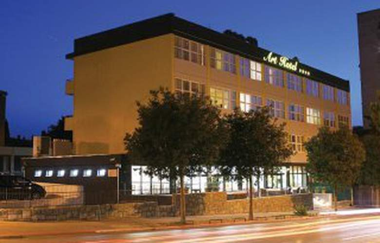 Best Western Art Hotel - Hotel - 0