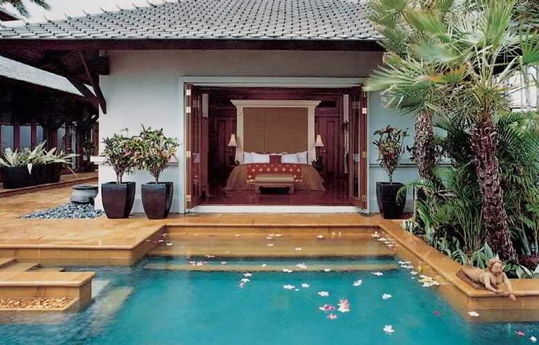 JW Marriott Phuket Resort & Spa - Pool - 8