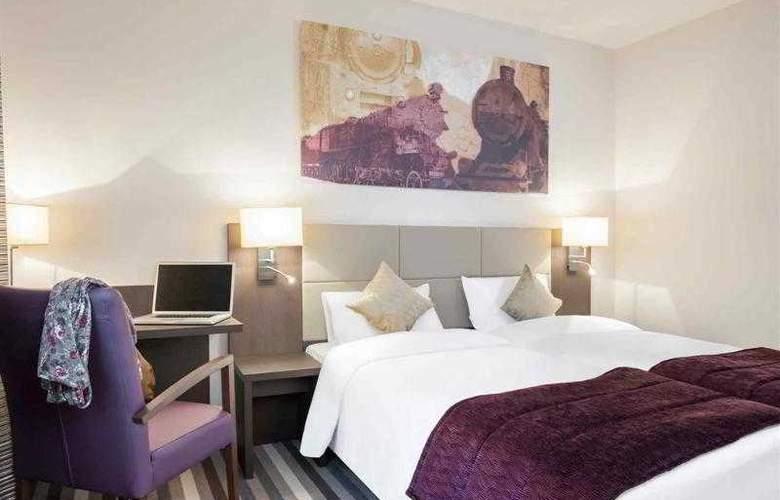 Mercure Brussels Centre Midi - Hotel - 31