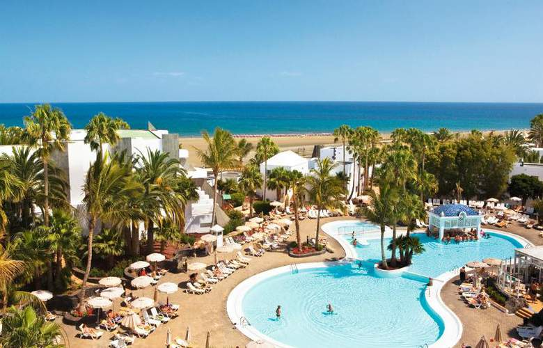 Riu Paraiso Lanzarote Resort - Pool - 14