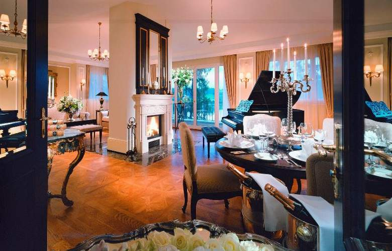 Schloss Fuschl, A Luxury Collection Resort & SPA - Room - 12