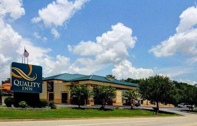 Quality Inn Auburn Campus Area I-85 - Hotel - 0