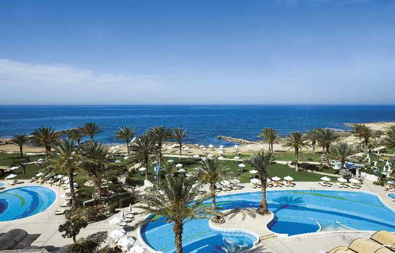 Constantinou Bros Athena Beach Hotel - Pool - 4