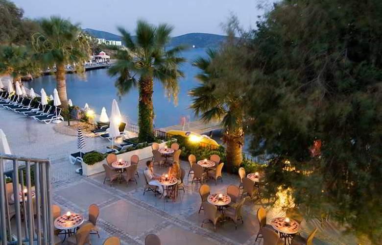 Labranda TMT Bodrum Resort - Terrace - 21