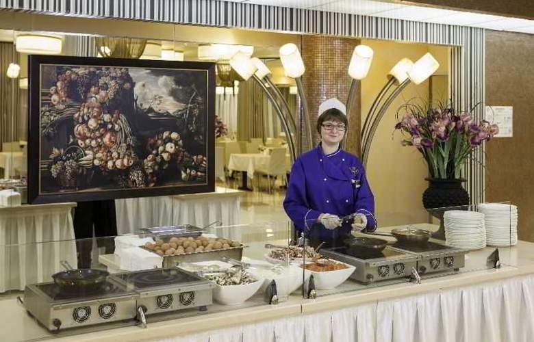 Izmailovo Vega Hotel and Convention Center - Restaurant - 19