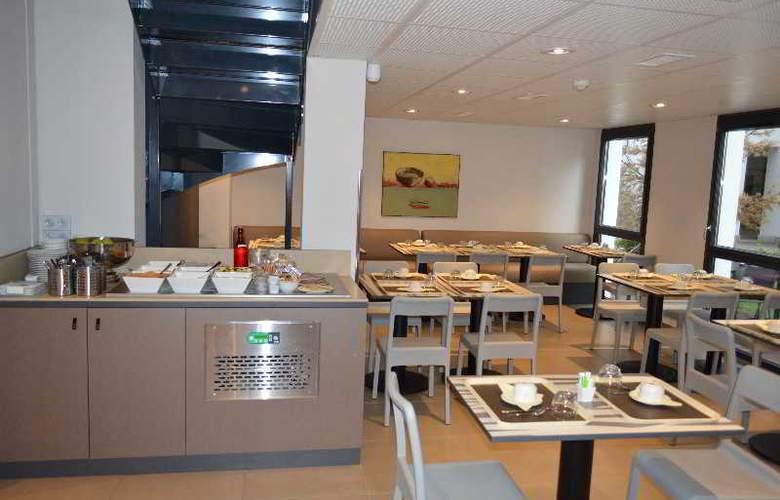 Quality Suites Lyon Confluence - Restaurant - 4