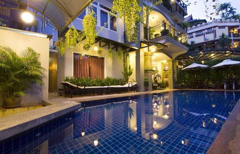 King Grand Suites Boutique Hotel - Pool - 18