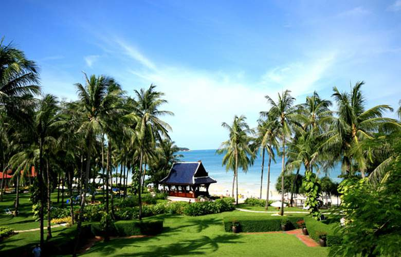 Centara Grand Beach Resort Samui - Beach - 57