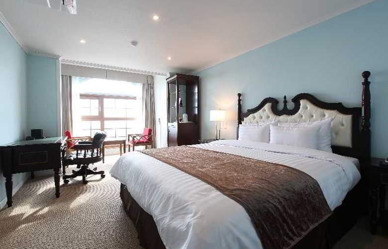 Jeju Aria Hotel - Room - 2