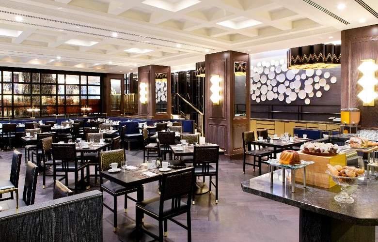 Hilton Vienna Plaza - Restaurant - 19