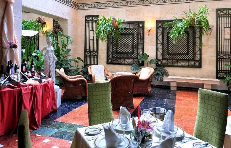 Memories Miramar Havana - Restaurant - 14