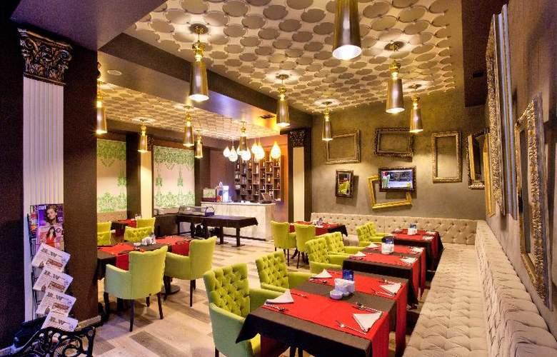 Teatro Boutique Hotel - Restaurant - 17
