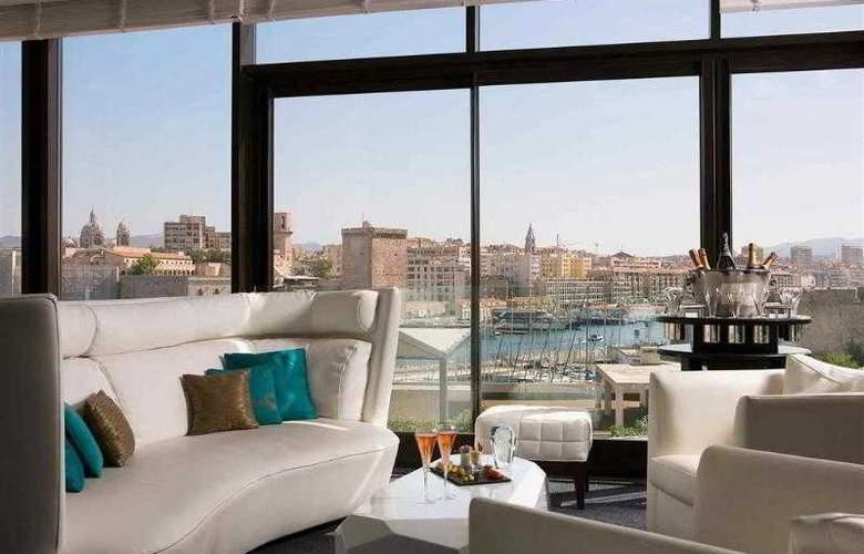 Sofitel Marseille Vieux Port - Hotel - 28
