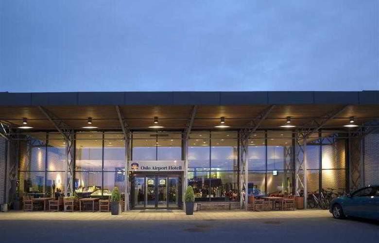 Best Western Oslo Airport - Hotel - 21