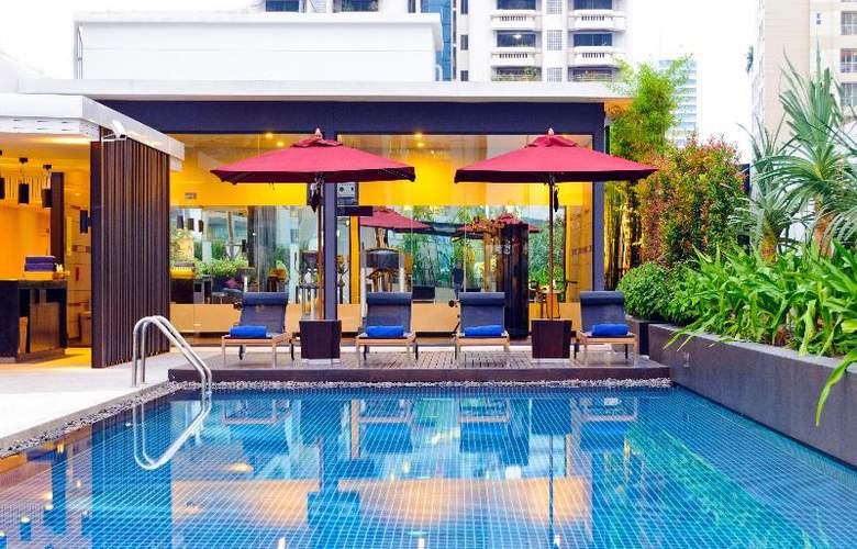 Park Plaza Bangkok Soi 18 - Pool - 20