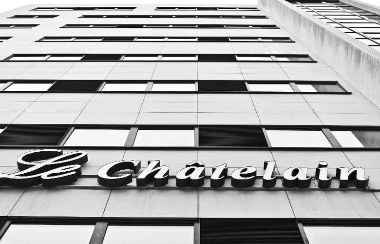 Le Chatelain Hotel Brussels - Hotel - 9