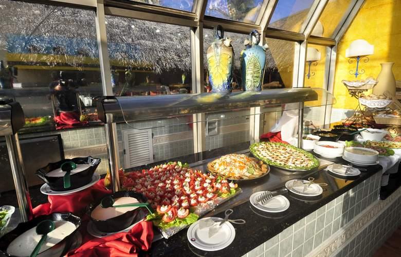 Complejo Cactus-Tuxpan - Restaurant - 6