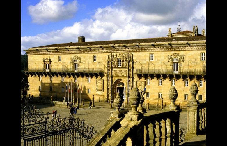 Parador de Santiago de Compostela - Hostal dos Reis Católicos - Hotel - 5