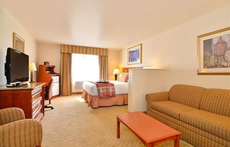 Best Western Plus High Sierra Hotel - Room - 127