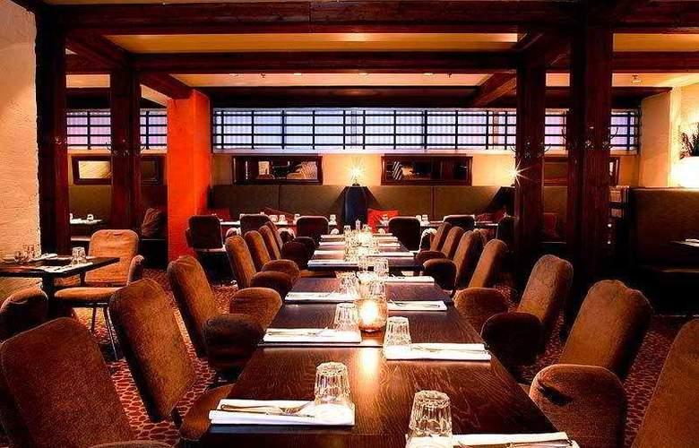 Radisson Blu Hotel - Restaurant - 9