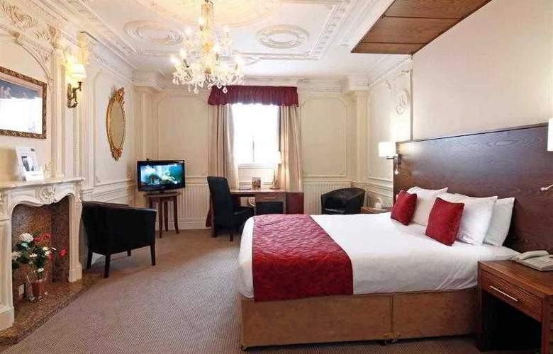 Mercure Wolverhampton Goldthorn Hotel - Hotel - 32