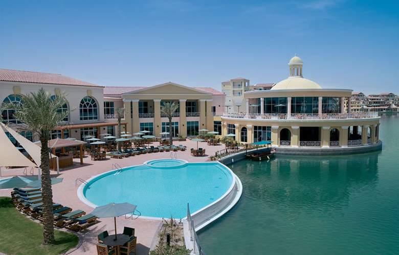 Courtyard Marriot, Green Community - Pool - 46