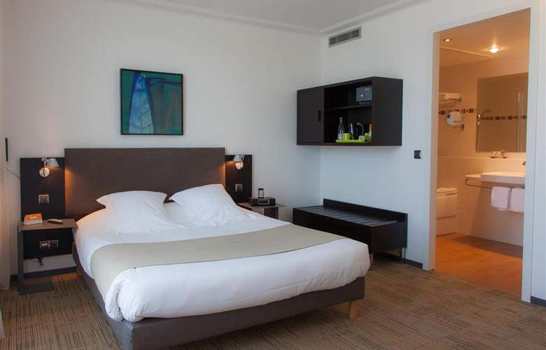 Masqhotel La Rochelle - Room - 1